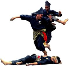 Besides an art of self defence, silat also places emphasis on adab (respect) and adat (customs). Folklore Stories, Figure Poses, Textiles, Costume, Borneo, Dance Music, Best Games, Martial Arts, Fashion Art