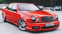 Mercedes-Benz E55 (W210) V8 Kompressor. BEST CAR