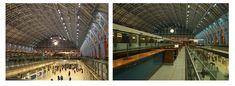 Chunnel Passenger Trains