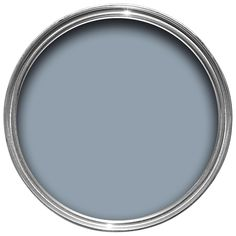 Dulux Made By Me Country Blue Satin Gloss Paint 750ml | Departments | DIY at B&Q