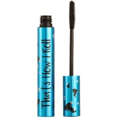Barry M That'S How I Roll Waterproof Mascara ($7.49) ❤ liked on Polyvore featuring beauty products, makeup, eye makeup, mascara and barry m