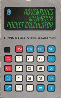 Adventures with Your Pocket Calculator