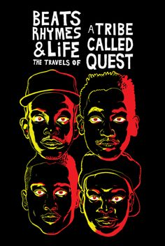 Beats, Rhymes & Life: The Travels of a Tribe Called Quest -.: Beats, Rhymes & Life: The Travels of a Tribe Called… Beats Rhymes And Life, Michael Rapaport, Pete Rock, A Tribe Called Quest, Beastie Boys, Passion Project, Hip Hop Rap, Movies And Tv Shows, Backgrounds