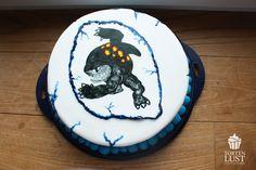 Skylander Torte  http://tortenlust.blogspot.de/