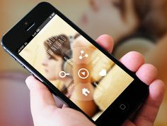 Good Examples of Music-related Mobile App Designs