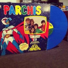 Parchis is my childhood