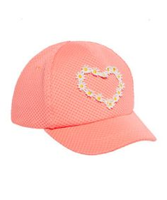 View details of Daisy Heart Cap 58253e2ad469