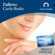 Regalo especial en los talleres Carla Bedia con la Tarjeta Confianza. http://www.hospitalmedimar.com/confianza/