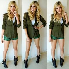 It Gets Better (by Sophia Abrahão) http://lookbook.nu/look/4774359-Aka-Shirt-Bom-Retiro-Shorts-Miele-Boots-It-Gets-Better