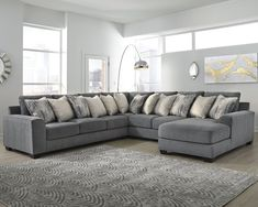 Castano Sectional with Chaise, Jewel – Family Room İdeas 2020 Family Room Sectional, Large Sectional Sofa, Couches, Family Room Design, Interior Design Living Room, Living Room Furniture, Living Room Decor, Furniture Decor, Living Rooms