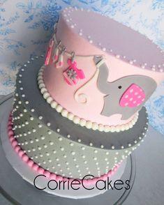 baby shower: CorrieCakes, facebook
