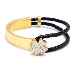 Brandi fashion bracelet via Polyvore