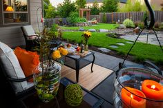 Peterson Property - traditional - Patio - Portland - Paradise Restored Landscaping & Exterior Design