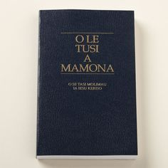 The Book of Mormon - SAMOAN.   Want to know more? Go to mormon.org