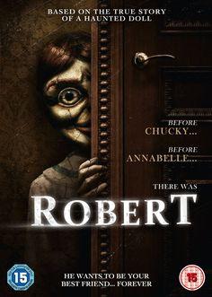 Robert the doll movie