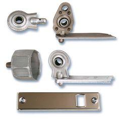 Supporti, placche e calotte #accessories for #rollershutters, #safe, #security, #blinds, #accessori per #tapparelle, #sicure, #sicurezza, #tapparelle