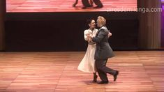 Hugo Mastrolorenzo y Agustina Vignou Mundial de Tango 2016, Semif Escenario Dancing, Inspiration, Argentine Tango, Biblical Inspiration, Dance, Motivation