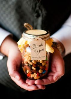 Wedding Favors, Edible Wedding Favors, Wedding DIY Ideas || Colin Cowie Weddings