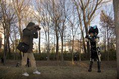 https://flic.kr/p/qd7eiN | 찍는 사람과 찍히는 사람 : Shooting | 찍고 찍히는 사람들이 모여서 또 다른 공간을 만든다