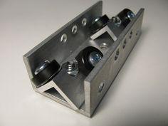 Make linear bearings