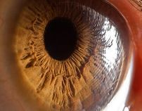 """Auf @Behance habe ich dieses Projekt gefunden: """"Your beautiful eyes"""" https://www.behance.net/gallery/428809/Your-beautiful-eyes"""