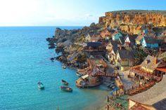 #Kust van #Malta. #strad #zand #zee #zon #vakantie #zonvakantie #reizen #travel #travelbird