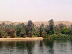 Views from a River cruiser, #Nile, #Egypt, #AncientCivilizationsAdventure, May 2014