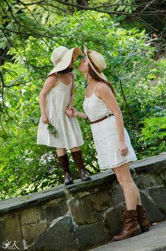 mom and daughter.  Luda Kravchenko Photography