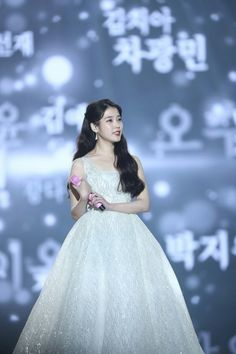 Iu Moon Lovers, Iu Hair, Rainbow Aesthetic, K Pop Star, Korean Women, Korean Singer, Korean Actors, Formal Dresses, Wedding Dresses