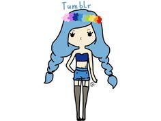 Tumblr oblyvian girl