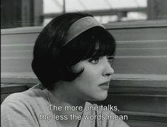 Vivre sa vie (1962), Jean-Luc Godard