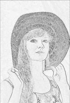 Come realizzare disegni a matita da immagini personali.