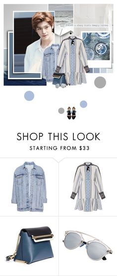 """""""There's a story that's deeply hidden"""" by bibibaubau ❤ liked on Polyvore featuring Pull&Bear, Polaroid, Chloé, Ulla Johnson, kpop, taeyong and nct"""