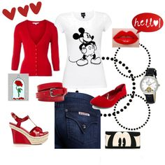 """Disney Fun"" by melissarose13 on Polyvore"