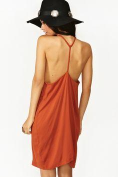 Kozue Dress - Copper