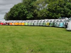 The 2012 VW Kombi Sleepover