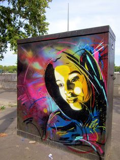 C215, Paris + Morocco - unurth | street art