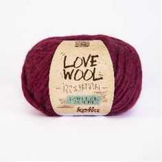 Love wool 100gr fuchsia 116