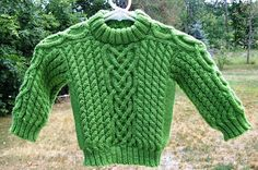 Just finished a Callum Pullover as part of a KAL. Now I can start a new pattern.