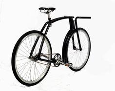 Viks - steel urban bike