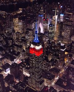 Empire State Building by @bobo | New York City Feelings | Bloglovin'