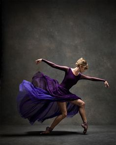 Holly Dorger, Soloist, Royal Danish Ballet. NYC Dance Project.