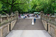 Relaxed destination wedding in the Ladies' Pavilion, Central Park, New York in September Landscape Photos, Landscape Photography, Central Park Weddings, Honeymoon Places, Herefordshire, Cairo Egypt, Getting Engaged, Covered Bridges, Disneyland Paris