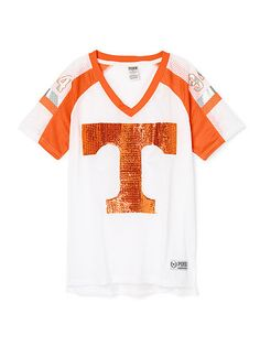 University of Tennesse Game Day Jersey PINK