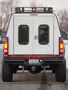 Mini Camper Truck Camping Ideas Cam Okper