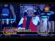 Ruben Blades-Caminando