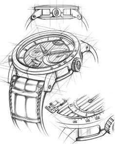 Design - David Quinche, de l'esquisse à l'objet d'art - white watches for men, gold mens watches cheap, watch deals *ad
