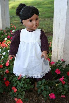 Doll's Pinafore & Pantaloons ePattern