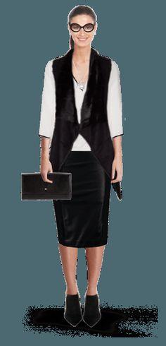 L'outfit di Carmela Lisi