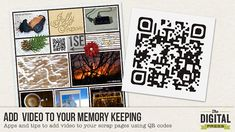Simple way to add video to your memory keeping
